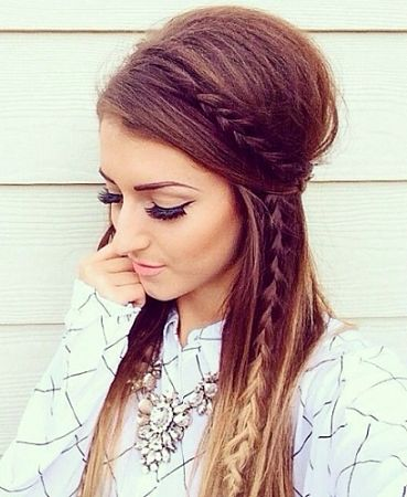 Best Hairstyles For Long And Heavy Hair