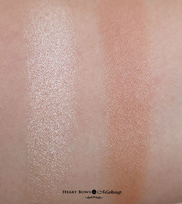 Faces Ultime Pro Illuminating Powder Bronzing Powder Swatches Review