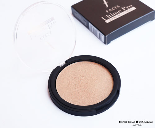 Faces Ultime Pro Illuminating Powder Review Price Buy