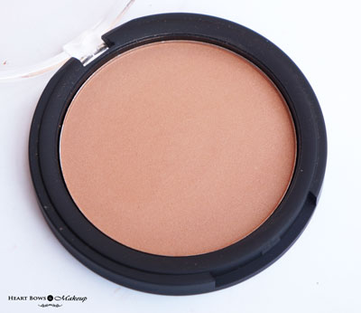 Faces Bronzer Review Swatches