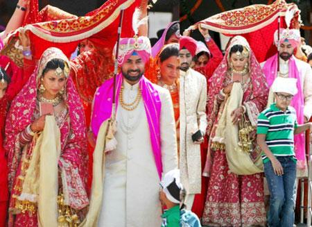 Gul Panang Wedding Pictures