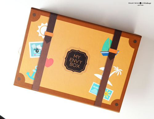 My Envy Box September Review Products Price