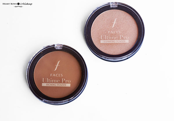 New Faces Bronzing Powder Illuminator Review Swatches Buy India