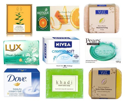 Top 12 Best Bathing Soaps In India For Men Women