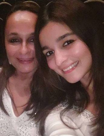 Alia Pictures With No Makeup