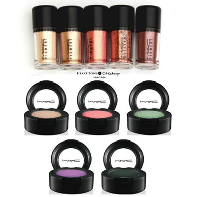 Best Mac Makeup Products Eyeshadows 1