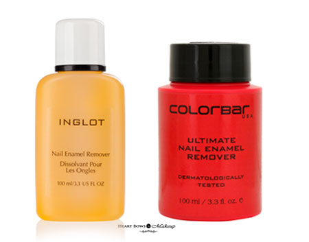 Best Acetone Free Nail Polish Remover In India