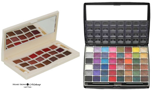 Best Affordable Eyeshadow Palettes India Top 10 Miss Claire Makeup