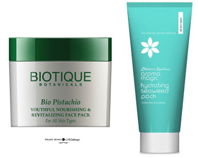 Best Affordable Hydrating Face Masks India Dry Skin