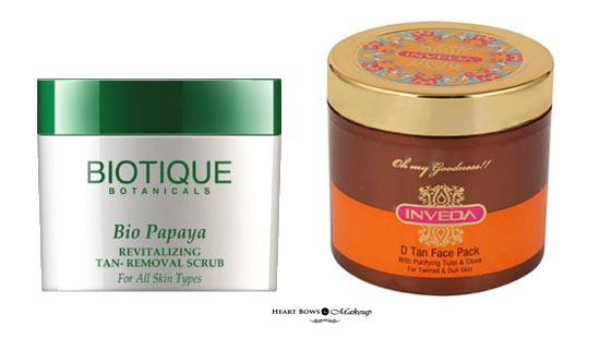 Best Affordable Tan Removal Body Scrubs In India Top 10