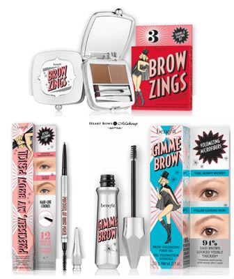 Best Benefit Products 2016 Eyebrows