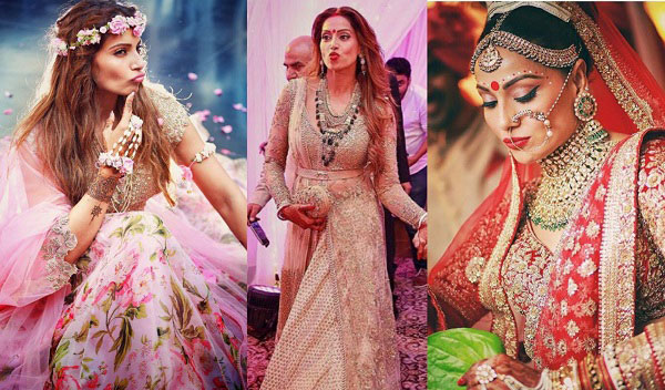 Best Bollywood Brides In Real Life Bipasha Basu