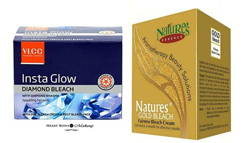 Best Face Bleach Creams Oily And Dry Skin India