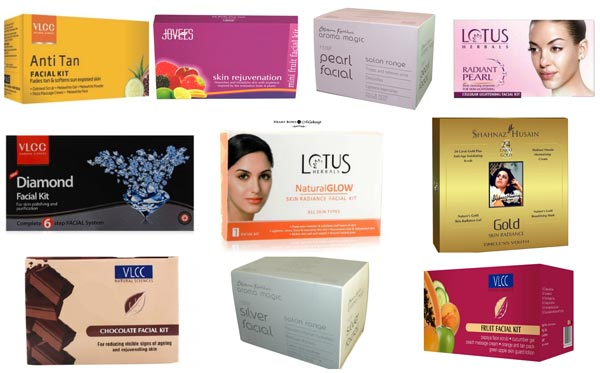 Best Facial Kits In India Or Dry Combination Oily Skin