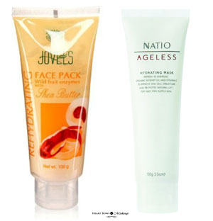 Best Facial Masks For Dry Acne Skin India