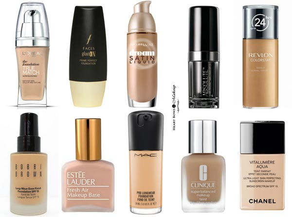 Best Foundation In India Combination Skin Reviews Prices