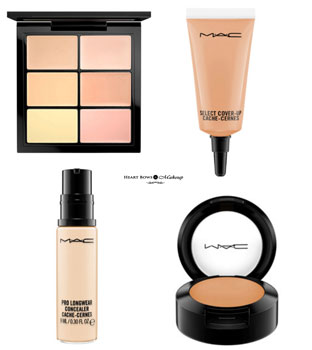 Best Mac Products Concealers For Dark Circles 2016