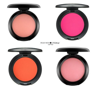 Best Mac Products For Beginners Blushes