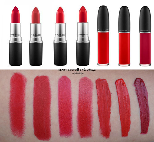 Best Mac Red Lipstick For Fair Olive Skintone Top 10 In India