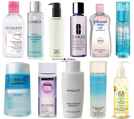 Best Makeup Removers In India Affordable Oily Sensitive Dry Skin