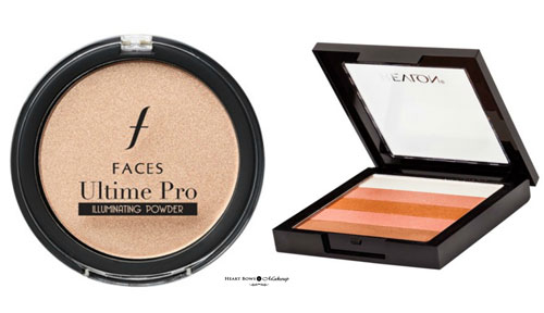 Best Powder Highlighters In India For Warm Skintone