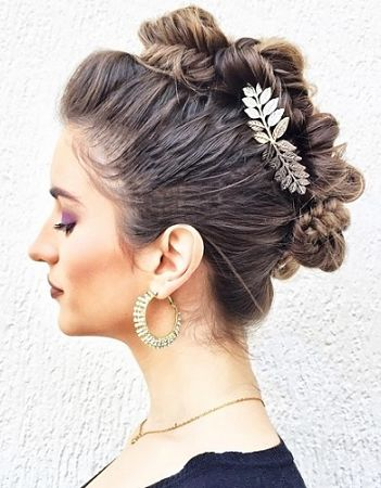 Best Updo Hairstyles For Long Hair