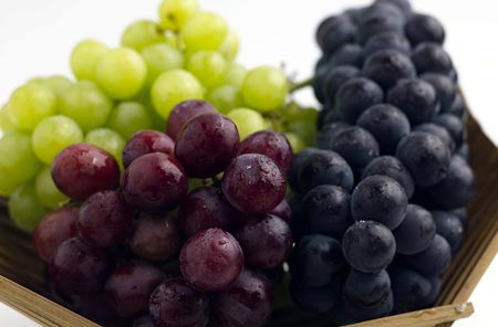 Grapes Health Benefits For Hair