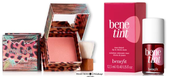 Must Have Benefit Cosmetics Best Cheek Products