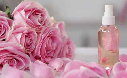 Rose Water Uses For Face Body Mist