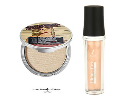 Top 10 Best Drugstore Highlighters For Warm Olive Skintone India