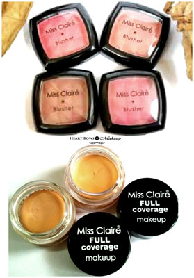 Top 10 Must Have Miss Claire Beauty Products India