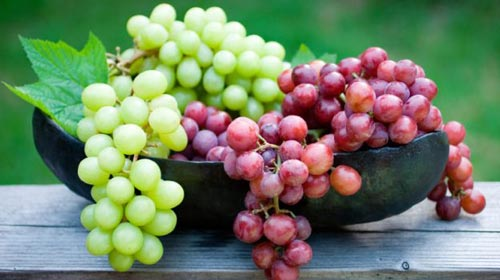 Top Health Benefits Of Grapes For Men
