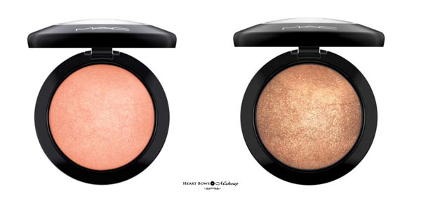 Top Mac Cheek Products Highlighters