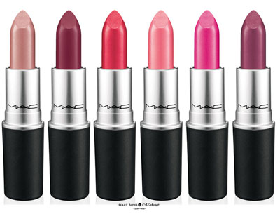 Top Mac Makeup Products Lipsticks For Fair Olive Skin