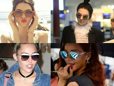 Type Of Sunglasses For Heart And Diamond Shaped Faces