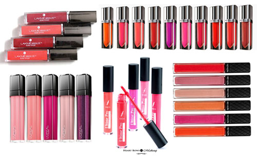 Best Lipgloss In India Affordable Review Price