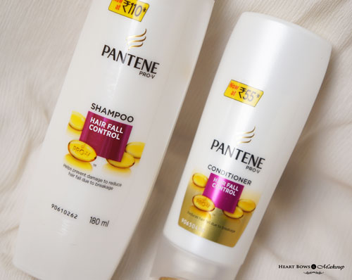 New Pantene Hair Fall Control Shampoo Review Price Buy India
