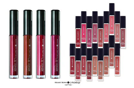 Top Shimmer Lipglosses In India Review Price