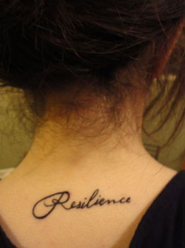 Best Back Quotes Tattoo