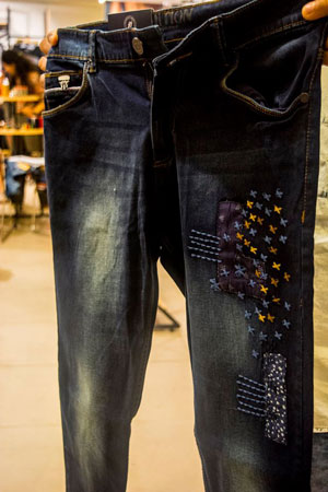 John Players Diy Denims Collection