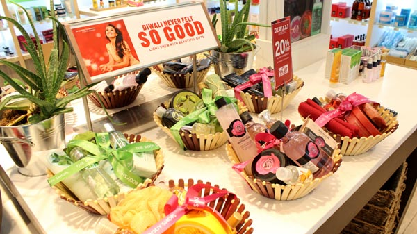 The Body Shop India Gift Sets Review Prices