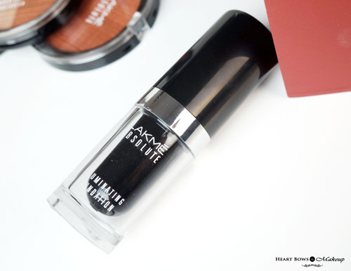 Best Affordable Foundation For Dry Skin Lakme Bsolute Illuminating Foundation Review
