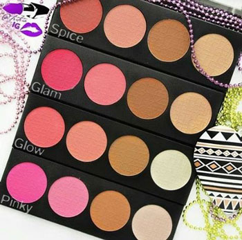 Best L A Girl Cosmetics Products Review Blushes Shades