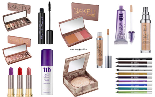 Best Selling Urban Decay Products Must Haves Review Prices