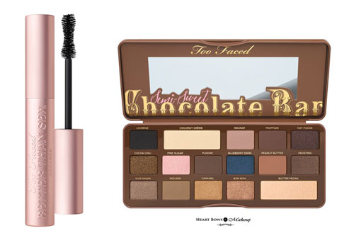 Best Too Faced Products Eyeshadow Palette For Brown Green Eyes