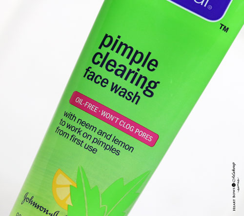 Best Affordable Face Wash For Acne Oily Skin India Clean Clear Pimple Clearing Face Wash Review