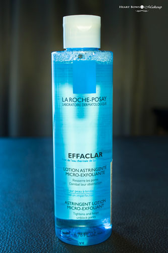 La Roche Posay Effaclar Astringent Lotion Review Price Buy India