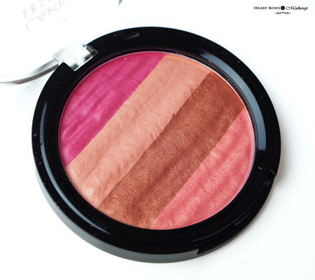 Lakme Absolute Illuminating Shimmer Brick Pink Review Price Buy India