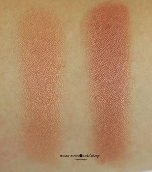 Lakme Absolute Sun Kissed Bronzer Swatches Review
