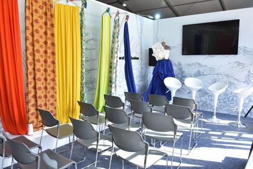 Liva Lounge At Amazon India Fashion Week Ss 17